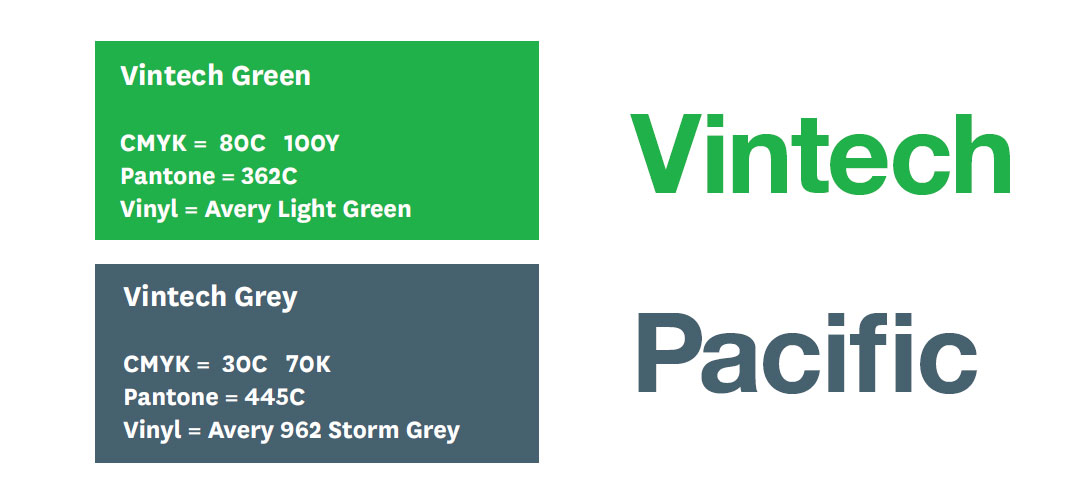 Vintech Pacific Colour