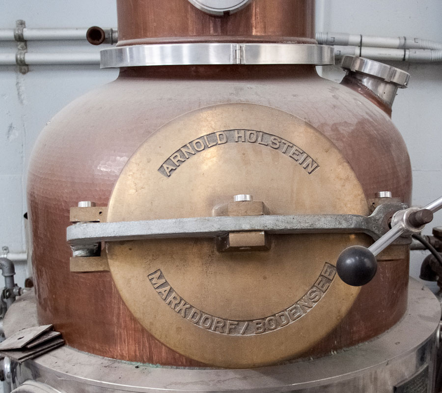 Continous Distillation
