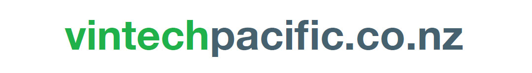 Vintech Pacific Website Logo