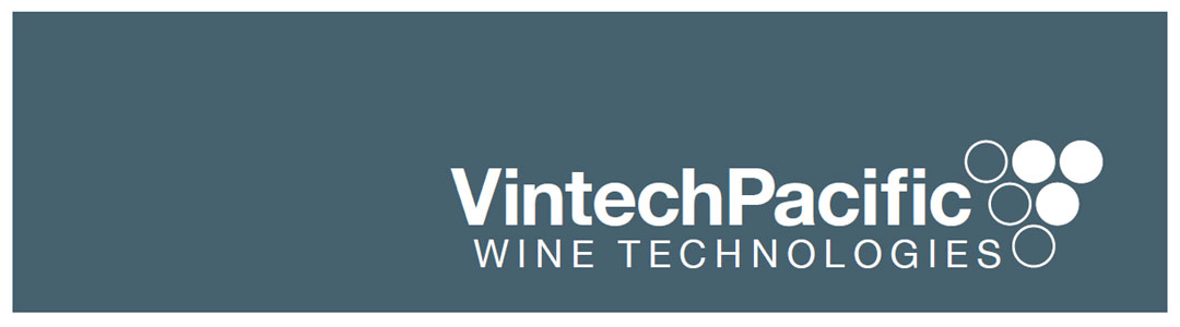 Vintech Pacific Logo - Dark Background
